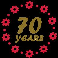 Siebzigsten  Geburtstag