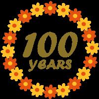 Hundert Geburtstag