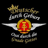 OSSI DURCH GNADE GOTTES DDR Geschenk