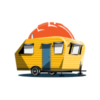 Camper On Tour - Camping T-Shirt