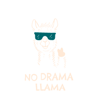 No Drama Lama Alpaka