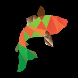 Kubismus Fisch