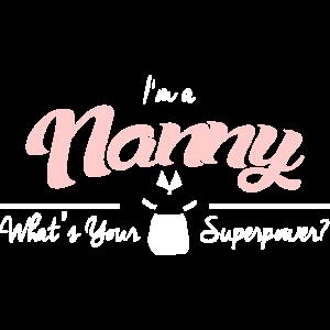 I'm a Nanny