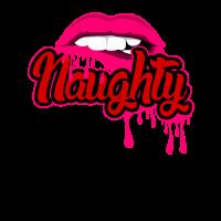 Sexy Erotisch Lippen Zunge Frech Unartig Geschenk