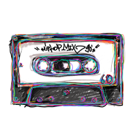 Kassette HipHop 90s