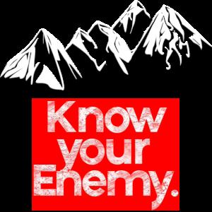*Limitiert* Kenne deinen Gegner - Berge