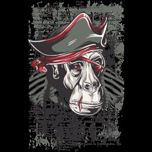 Piratenaffe