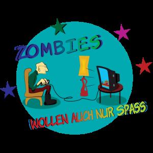 Zombies Opa Videospiele