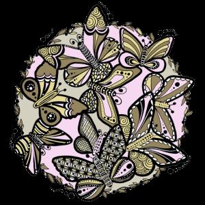 Schmetterlings-Tanz