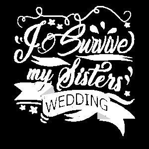 Hochzeit Retten Ehe Schwester Freundin Heiraten