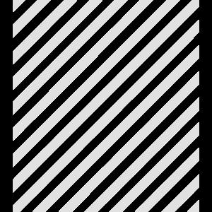 Diagonale Linien im Viereck