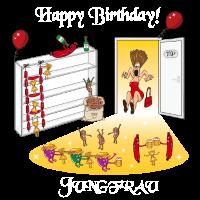 Sternzeichen Jungfrau | Geburtstagsparty