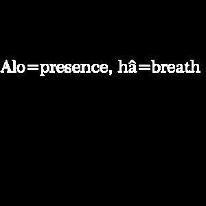 Aloha-Zitat