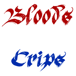 Bloods Crips