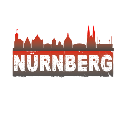 Nürnberg Deutschland Stadt Motiv Geschenk - Sehr schönes T-Shirt Design was du überall tragen kannst. Präsentiere deine Stadt Nürnberg! Dein Fernweh zieht dich nach Nürnberg? Dann ist dieses T-Shirt genau das richtige für dich. - Ich liebe Nürnberg,Nürnberg Vorwahl,Nürnberg Stadt,Nürnberg Skyline,Geschenk,Nürnberg Deutschland,Nürnberg
