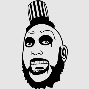 Clown Captain Spauldings