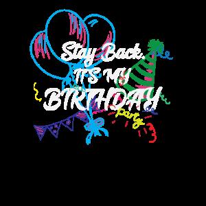 Geburtstag Geburtstagsfeier Party