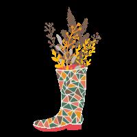 Gummistiefel Garten Gartenarbeit