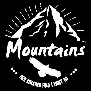 Wandern Wanderlust Berge Adler Freiheit Mountains