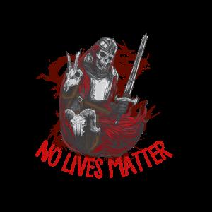 Schwertkämpfer Totenkopf Halloween