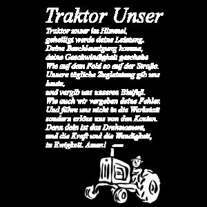 Traktor Unser Trecker