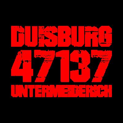 Duisburg - Duisburg - Duisburg,Duisburg Vorwahl,Duisburg Deutschland,Duisburg Nrw,Duisburg Skyline,Geschenk,Ich liebe Duisburg,Duisburg Stadt