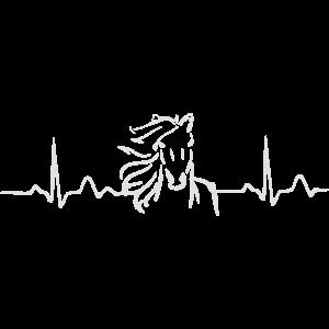 Heartbeat Pferd