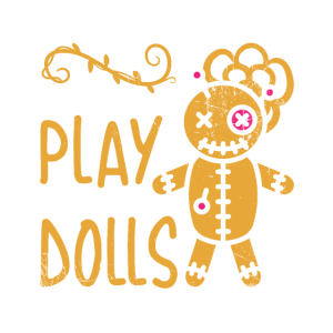 Halloween Voodoo Puppe Lustige Sprüche Kostüm