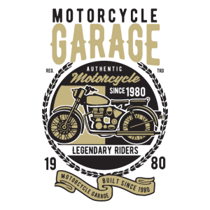 Motorcycle Garage Classic
