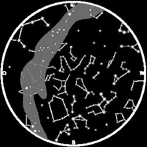 Sommer Sternenhimmel Nacht Sternenbilder Weltraum
