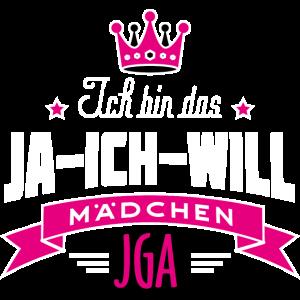 Ja-Ich-Will Mädchen D41W