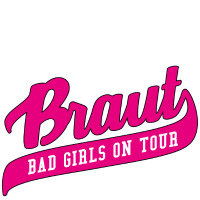 Team Braut - Bad Girls on Tour JGA Shirt