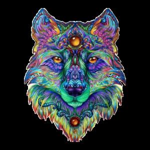 Wolfpack Geek Wolf