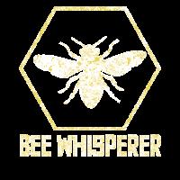 Bienen Flüsterer Kunst Design