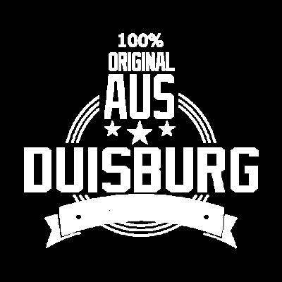 Original AUS Duisburg - Du nennst Duisburg deine Heimat? Dann ist dieses T-Shirt Design perfekt für dich! Auch perfekt als Geschenk. - Geschenkidee,duisburg,Original AUS Duisburg,Duisburg,Duisburg Germany,Geschenk,Heimat Duisburg,Aus Duisburg,Duisburg Stadt