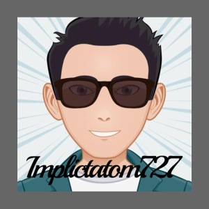 Implictatom727 Official Iconic Profile Pic.