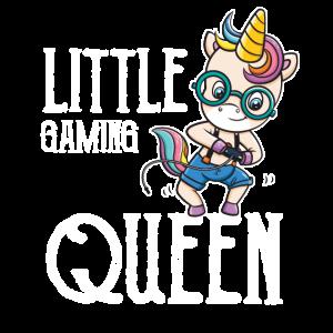 Gamer Girl Mädchen nerd Videospiele Geek Geschenk