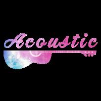 Akustik Gitarre Geschenk Idee
