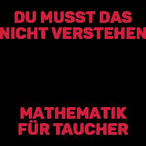 Mathematik für Taucher