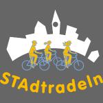 STAdtradeln 2012 Logo quadratisch Pixel