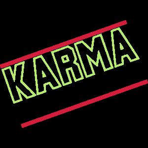 KARMA STRIKES BACK (EMPIRE STRIKES BACK)