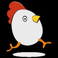 Eier Huhn
