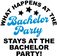 Jungesellenabschied/JGA-Shirt: Bachelor Party