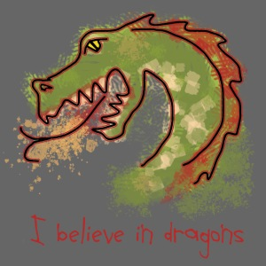 I believe in dragons