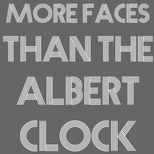 More faces than the albert clock