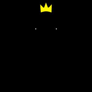 Lama Krone Prinz Prinzessin Queen Trend Geschenk