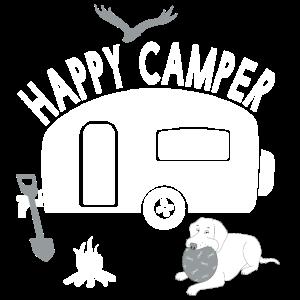 Happy Camper - Camping im Caravan