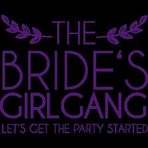 The Bride's Girlgang