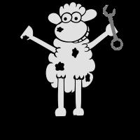 Mechaniker Schaf