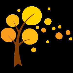 Goldene Herbst Geschenkidee für Herbst